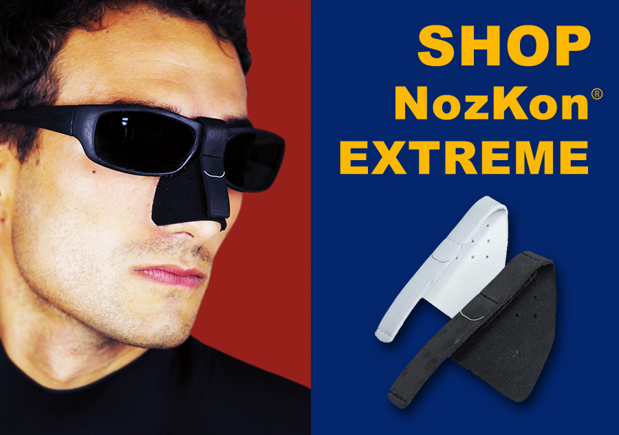 NozKon Extreme nose guard